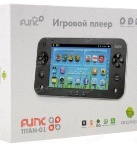 Портативная игровая консоль Func Titan-01