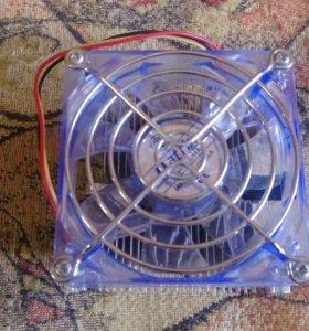Кулер для процессора matrix titanium cpu cooler
