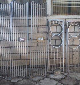 Решетка радиатора ваз 01