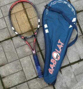 Теннисные ракетки Babolat, Yonex, Slazenger