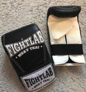 Перчатки снарядки Fightlab