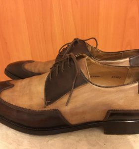 Мужские туфли 48 размера