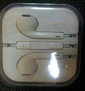 Наушники для iphone