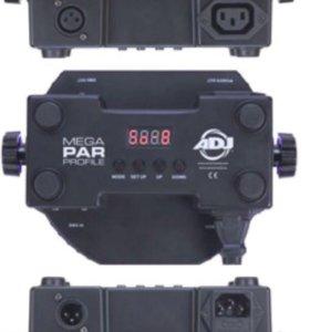 LED прожектор American DJ Mega PAR Profile Plus