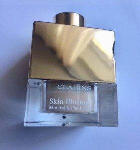 Пудра Clarins Skin illusion