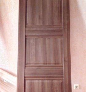 Дверь межкомнатная 80 см.
