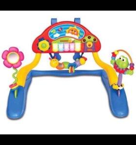 Развивающий игровой центр Веселое пианино Joy Toy