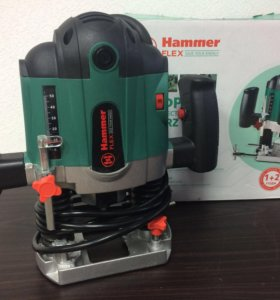 Новый Фрезер HAMMER FRZ-1200B