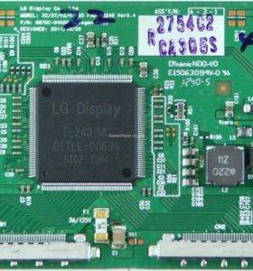 T-con 6870C-0402C Philips 32PFL6007T/12 и т.п