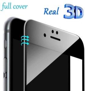 3D стекла с изогнутым экраном на iPhone
