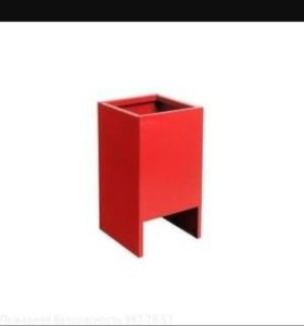 Ящик напольный под огнетушитель