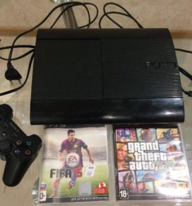 Sony PlayStation 3 500GB