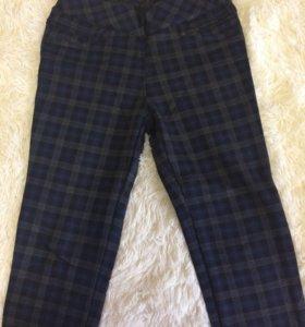 Новые брюки теплые