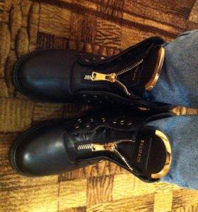 Ботинки в наличии