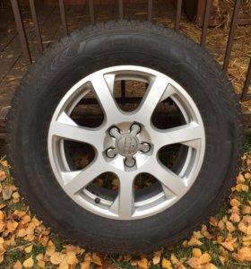 Комлект колес R17 от Audi