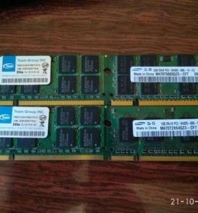 Оперативная память DDR 2 SO-DIMM торг