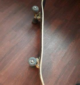 Скейт скейтборд oxelo