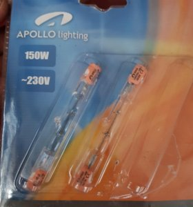 Лампочка галогеновая для прожекторов