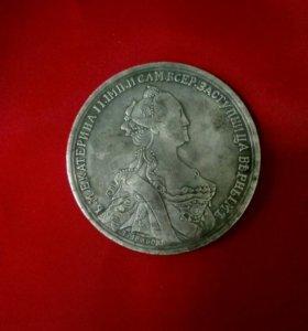 Монета рестрайк