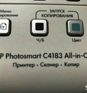 Принтер HP Photosmart C4183