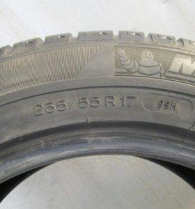 Шины Michelin 235*55 R17