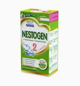 Молочная смесь Nestle Nestogen 2