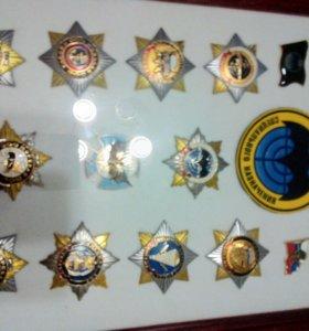 Значки войск специального назначения
