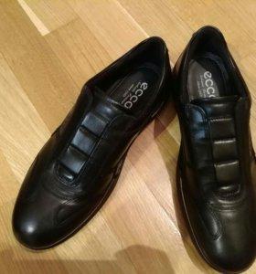 ecco новые туфли