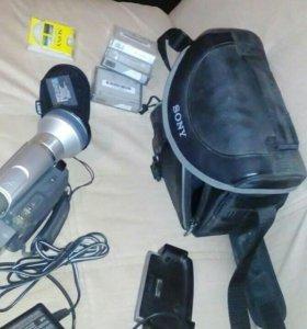 Видео камера Sony DCR -HC96E
