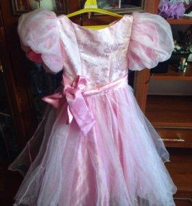 Платье на рост 116-128