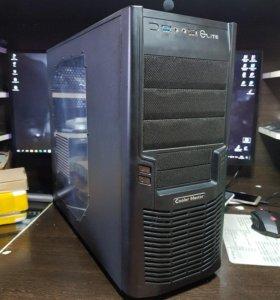 Корпус CoolerMaster Elite 430 Black