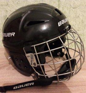 Хоккейный шлем bauer lil' sport