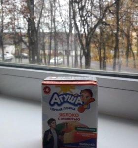 Агуша детский сок