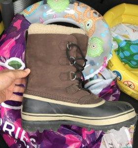 Ботинки зимние Sorel Канада оригинал в Евпатории