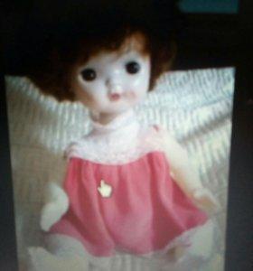 Кукла из СССР Аленка