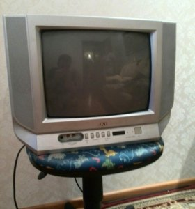 Телевизор JVC av-1436ee