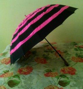 Зонт гигант) трость