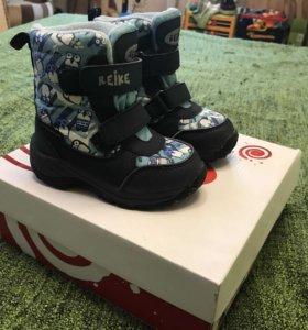 Ботинки детские зимние Reike (Рейке)