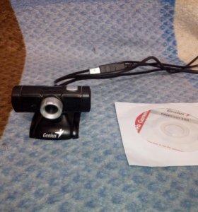 Веб камера Genius FaceCam 300