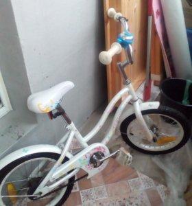 Велосипед из Спортмастера