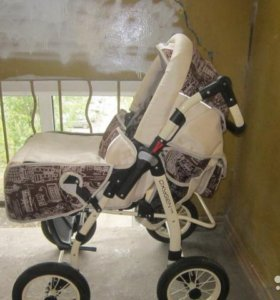 """Детская коляска""""OXYGEN"""""""