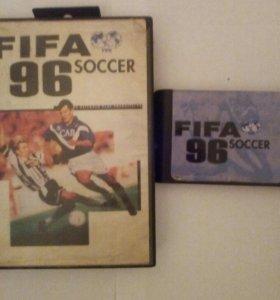 SEGA FIFA SOCCER 96