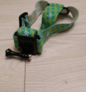 Крепление экшн камеры на голову