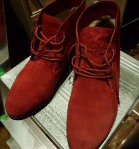 Ботинки женские 38 р