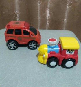 Игрушки Машинки