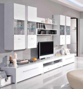 Мебель в гостиную+ шкаф куре