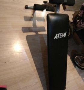 Скамья для пресса ATEMI