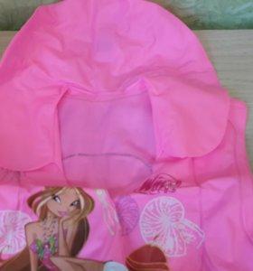 Жилет надувной для девочки WINX