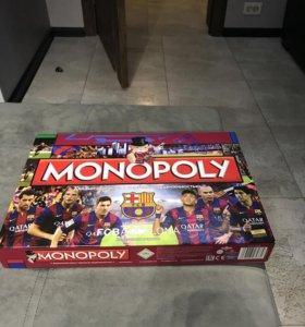 Монополия Барселона