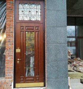 Входные металлические двери от завода изготовителя
